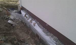 Comment Faire Un Drainage : ma maison bioclimatique drain et passage de garage ~ Farleysfitness.com Idées de Décoration