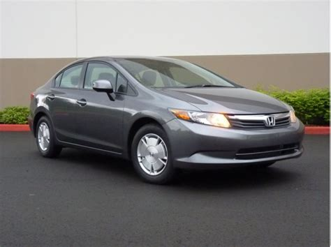 honda civic hf rated   mpg    mpg  year