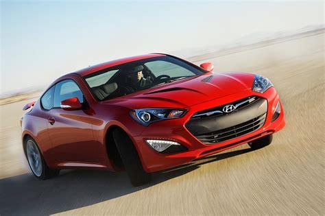 2018 Hyundai Genesis Coupe Gets Minor Update Slight Price