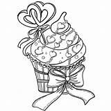 Cupcakes Cupcake Kleurplaten Kleurplaat Coloring Muffin Ausmalbilder Adult Leukvoorkids Boordevol Coole Kleurplatenpagina Cake Eten Mandala Leuk Volwassenen Deze Kostenlos Alle sketch template