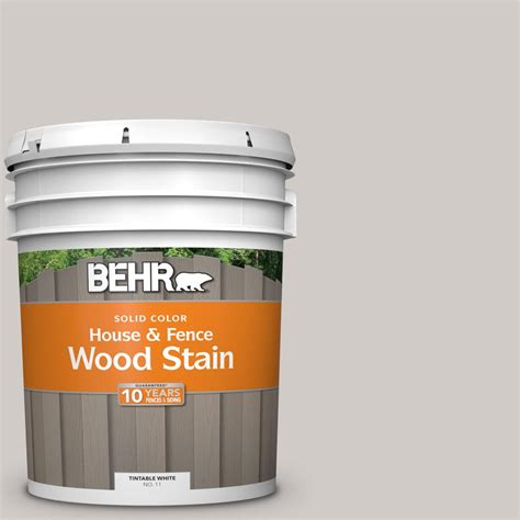 behr  gal hdc nt  cotton grey solid house  fence