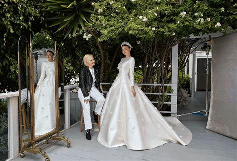 Wedding Dress For Vogue 2017