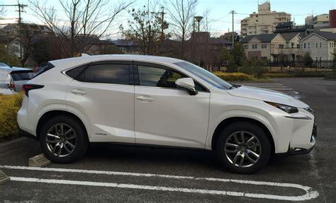 Lexus Enthusiast by Custom Color Coded Lexus Nx Spotted In Japan Lexus