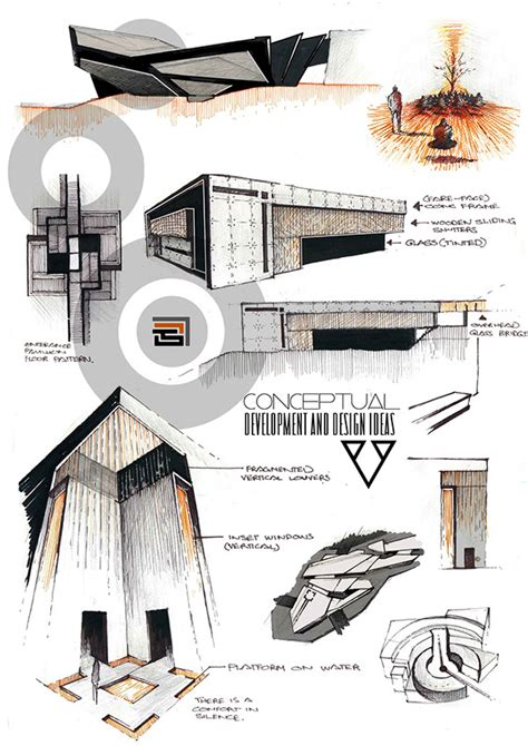 12066 architecture student portfolio layout professional architecture portfolio on behance