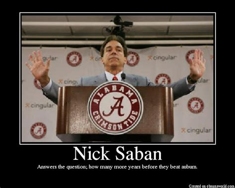 Nick Saban Memes - nick saban funny quotes quotesgram