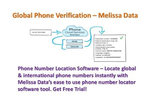 phone number location software locate international