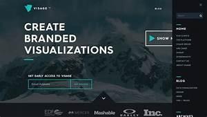 Php News Website Templates 30 Web Designs Featuring Pop Out Navigation Menus Idevie