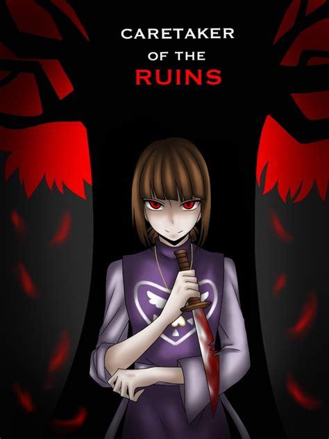 caretaker   ruins  cneko chan  deviantart