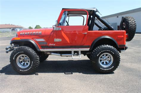 renegade jeep cj7 1977 jeep cj7 renegade
