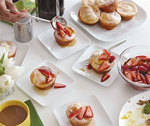 A Springtime Mother's Day Brunch - FineCooking