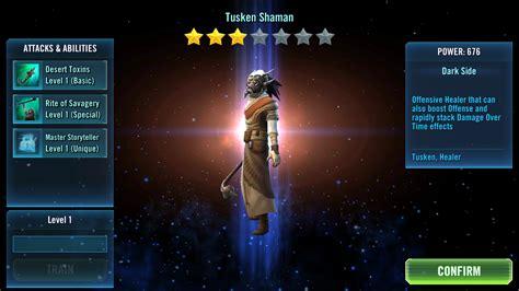 Star Wars Galaxy of Heroes: May Calendar Update Star Wars ...