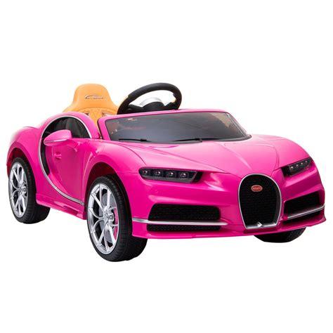 3 months ago3 months ago. 12V Kids Ride On Car Bugatti Chiron Pink - ToyZag