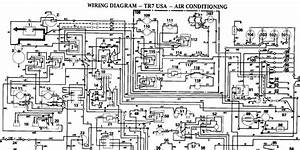 Triumph Stag Wiring Diagram