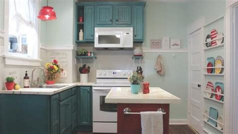 Modern Country Kitchen Makeover  Knock It Off!  The Live