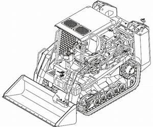 U2122 Ufe0f Gehl Ctl60 Compact Track Loader Service Repair Manual