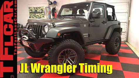 When Is The New Jeep Wrangler Coming Out by When Is The New 2018 Jeep Wrangler Finally Coming