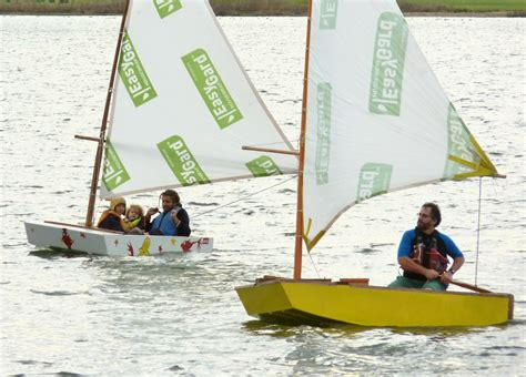 Puddle Duck Boats For Sale by Our Boat Guide Easy Build Sailboat