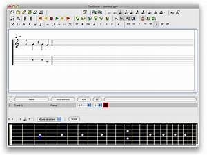 Tablatures De Guitare   Les Sites  Logiciels Et Tutoriels