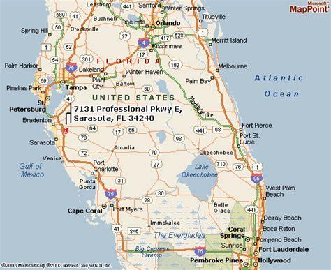 Lakewood Ranch Florida Map.Florida Map Lakewood Park Central Ranch