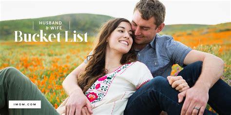 husband  wife bucket list imom