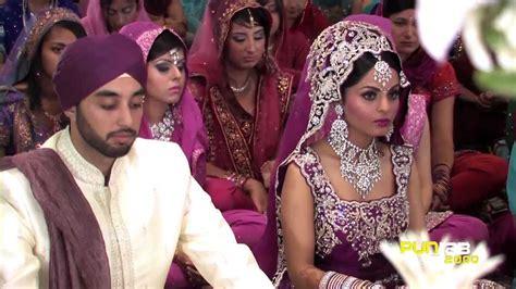 Sikh Wedding (worlds Most Watched Sikh Wedding