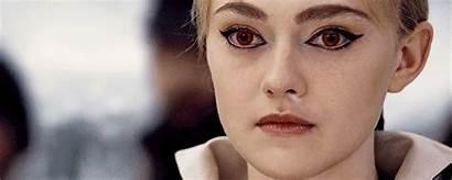 Twilight Dakota Fanning Eyes Saga Bella Jane