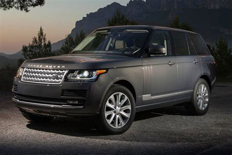 2016 Land Rover Range Rover Warning Reviews  Top 10 Problems