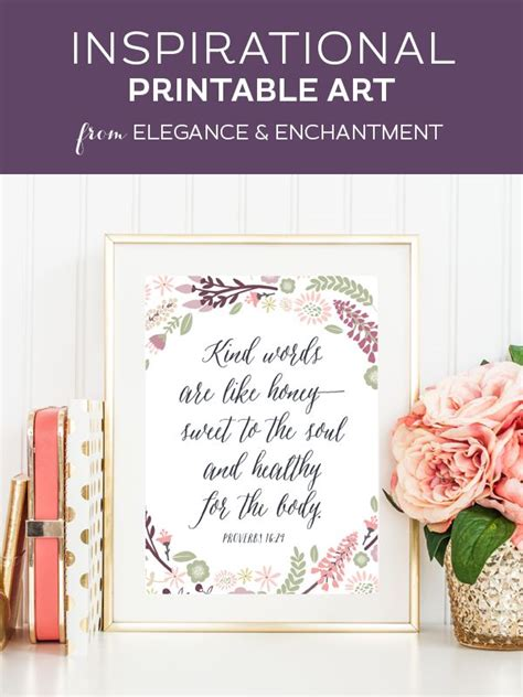 weekly dose of free printable inspiration from elegance