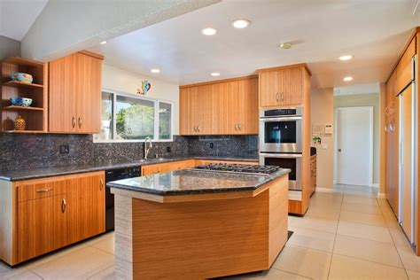 is bamboo flooring for kitchens custom made bamboo kitchen by mcfinn designs custommade 9012