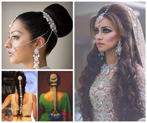 top  indian bridal hairstyles  thin hair blog