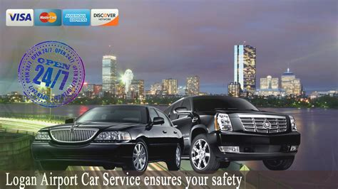 Airport Car Service by Logan Airport Car Service Ensures Your Safety Wherever You