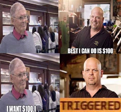 Meme Pawn Stars - pawn stars meme www imgkid com the image kid has it