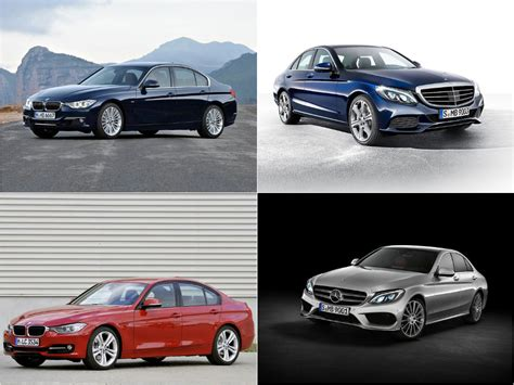 Mercedes-benz C-class W205 Vs Bmw 3 Series F30 Vs Audi A4
