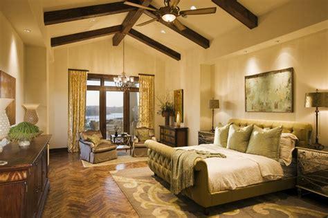 Rough Hollow Master Suite  Mediterranean Bedroom