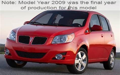how make cars 2009 pontiac g3 seat position control used 2009 pontiac g3 hatchback pricing for sale edmunds