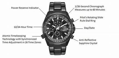 Citizen 51e Stainless Steel Watches