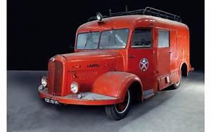 Vente Aux Encheres Vehicules : des anciens v hicules de pompiers mis en vente aux ench res laffly bss c2 1949 l 39 argus ~ Maxctalentgroup.com Avis de Voitures