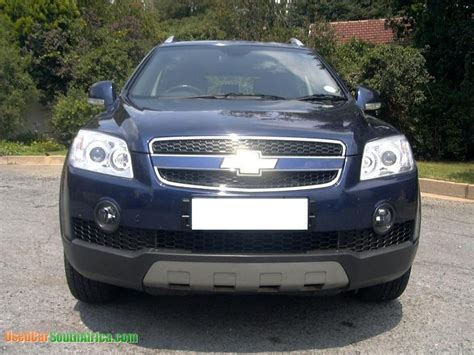 2009 Chevrolet Captiva Used Car For Sale In Johannesburg