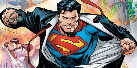 Superman Just Rebooted Dc's Entire Universe
