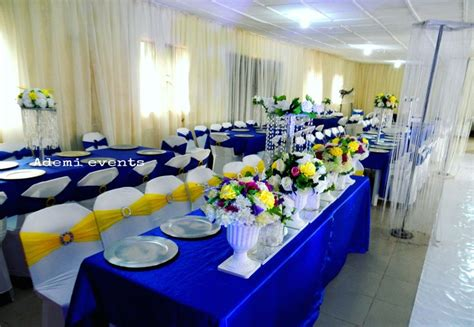 nigeria wedding hall decoration pictures