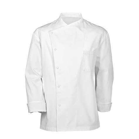 vestes de cuisine veste de cuisine julius blanche ml