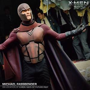 New Look At Michael Fassbender As 'Magneto' In X-MEN: DAYS ...