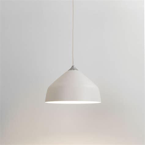 white pendant light astro 7520 ginestra 300 white ceiling pendant light grey