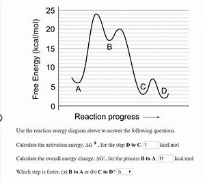 29 The Diagram Represents A Reaction Use The Diagram To
