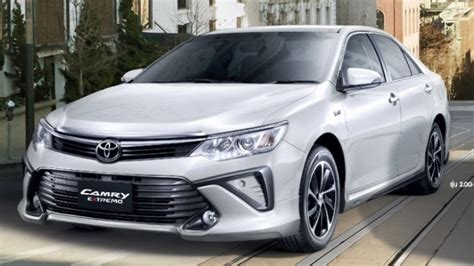 Vios Modified Club Pic 2017 by Toyota Camry Extremo Facelift Debuts At The 2015 Bangkok