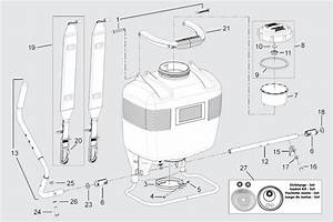 32 Solo Backpack Sprayer Parts Diagram