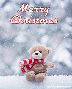 Cute Merry Christmas Bear Pictures, Photos, and Images for ...