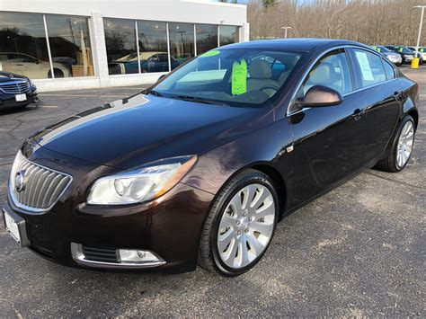 Used Buick Regal 2011 by Used 2011 Buick Regal T Cxl For Sale 9 850 Executive