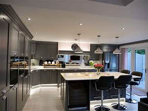 Contemporary, Kitchen, Design, In, Kidderminster