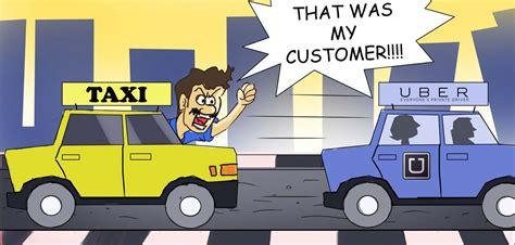 Uber Or Regular Taxi